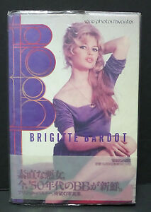 Brigitte-Bardot-Serie-Photo-Favorites-Book-Made-in-Japan-Funny-Face-Rare-USA
