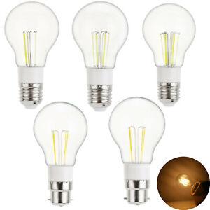 Vintage-LED-Edison-Ampoule-E27-B22-3W-4W-6W-Retro-Home-Deco-Lampe-12V-85-265V-ST
