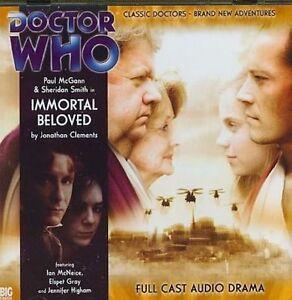 Doctor-Who-Immortal-Beloved-englische-Hoerspiel-CD-2007-NEU