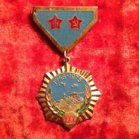 MONGOLIA MONGOLIAN SOVIET MEDAL VICTORY OVER JAPAN ANNIVERSARY