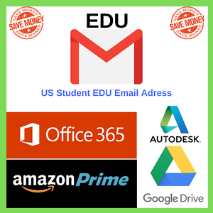 Edu-Email-6Months-Amazon-Prime-Unlimited-Google-Drive-Storage-US-Student-Mail