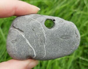 Irish Hag Stone Holey Stone Adder Stone Witch Stone Celtic Stone Pagan Stone Ebay Sell values for trinkets are as follows: ebay