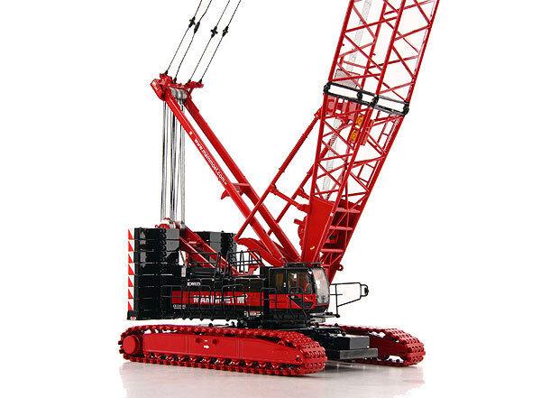 Tonkin 410077 Mammoet - Kobelco CKE2500G Crawler Crane 1/50 scale Die-cast MIB