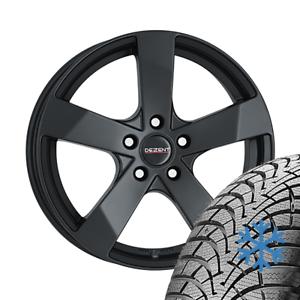 Alloy-wheels-MITSUBISHI-Grandis-NA0W-185-70-R14-88T-Goodyear-winter