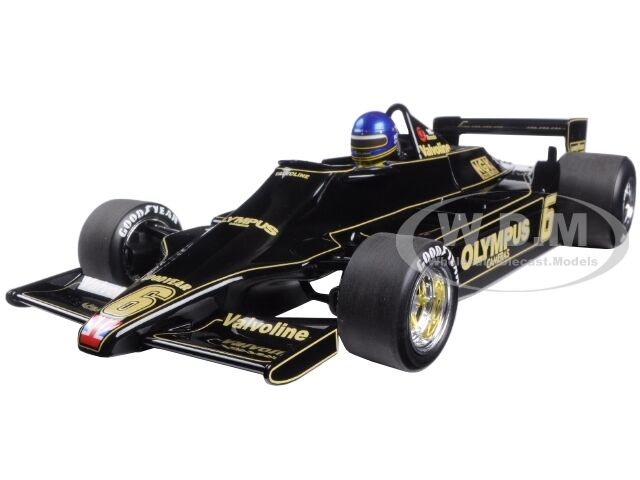 LOTUS FORD 79 RONNIE PETERSON 1978 1 1 1 18 DIECAST MODEL BY MINICHAMPS 100780006 05c361