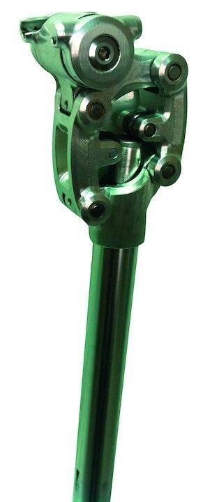 Suntour Federsattelstütze SP12-NCX 27,2 mm, Gewicht  unter 65 - schwarz     | Qualitativ Hochwertiges Produkt
