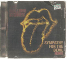 """THE ROLLING STONES """"Sympathy For The Devil (Remix)"""" Argentina enhanced CD ss"""
