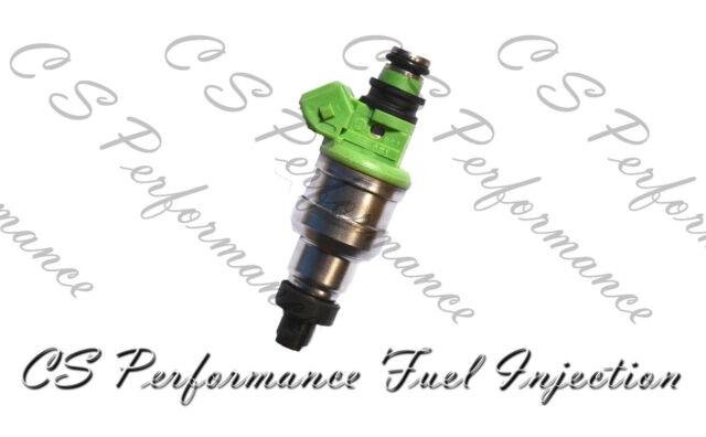 1 OEM Nikki Fuel Injector INP-061 Rebuilt by Master ASE Mechanic USA