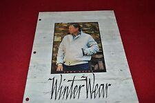 John Deere Winter Wear Clothing Dealer's Brochure  LCOH