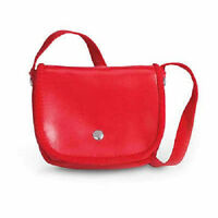 American Girl Molly Accessories Red Bag Only For Dolls Purse Molly's Pleasant Co