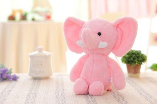 Plush Elephant Baby Kid/'s Cute Animal Soft Toy Mini Stuffed Animals Doll Gift