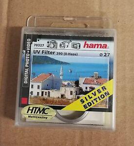 Hama-UV-Filter-UV-390-O-Haze-filtre-filtre-ultraviolet-27-mm