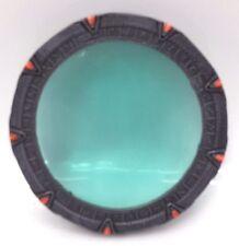 "Stargate SG-1 Replica Stargate 4.5"" with Plastic Stand- FREE S&H (SGRP-SG1)"