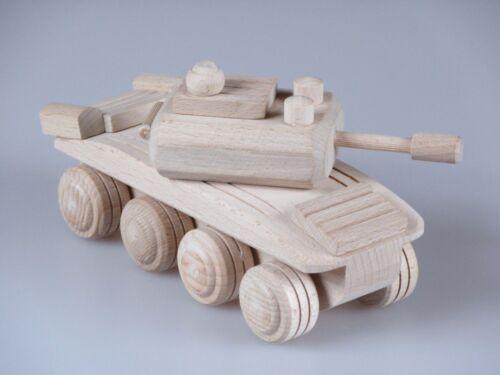 Holz Tank Militär Spielzeug