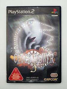 Clock Tower 3 - PlayStation 2 {PS2 - Jap}
