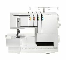 New Husqvarna Viking Huskylock S21 Serger 4 Thread Coverstitch Sewing Machine