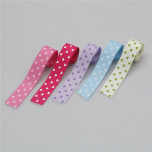 2-2mm-1m-heart-print-Grosgrain-ribbon-for-handmade-hair-bow-sewing-accessorie-TB