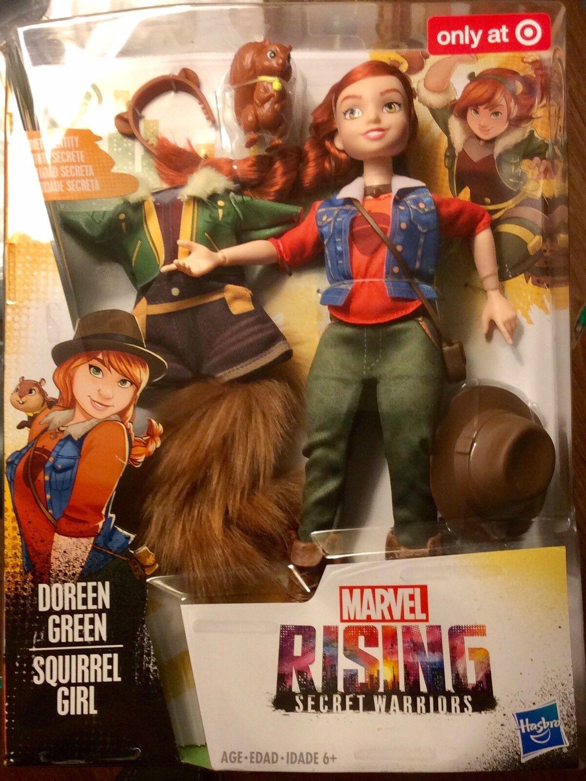 Marvel Rising Rising Rising Secret Warriors - Doreen verde  Squirrel Girl - Secret Identity d71ef8