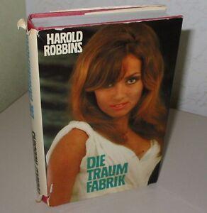 Harold-Robbins-Die-Traum-Fabrik-Buch-Roman