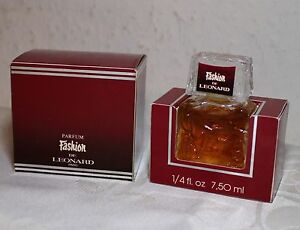 Grundpreis100ml-1065-33-7-5ml-Parfum-Extrait-Fashion-de-Leonard-Vintage