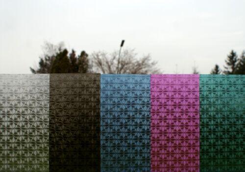16,66€//qm statische Fensterfolie Dekor Sichtschutz selbsthaftend 90cm breit-17