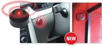 E-Tech Dummy Fake Flashing Red LED Light Car, Home, Caravan Security Theft Alarm