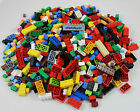 LEGO - Basic Building Bricks 1x & 2x Assorted Sizes Blocks 2x4 Bulk Lot Pound