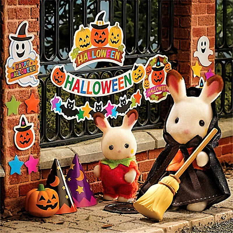 Sylvanian Families Calico Critters Halloween Dressing Up Set