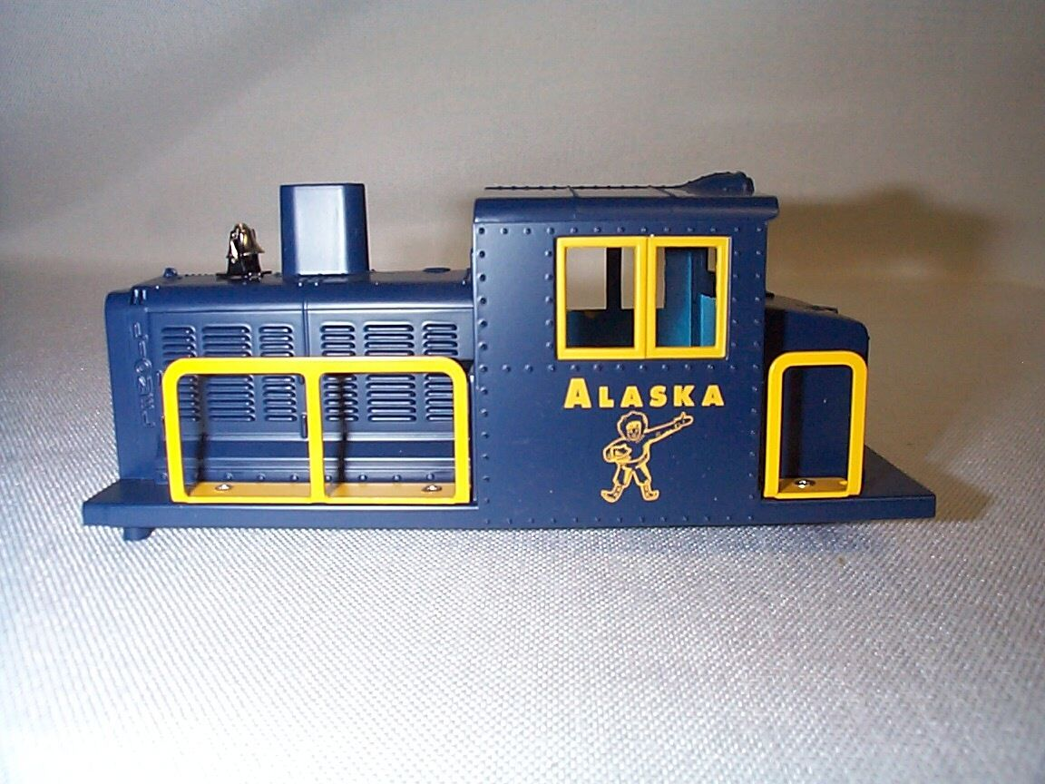 Lionel 6-28423 Alaska redary Snowplow Shell Fits Chassis 58 1442 8400 8459 NOS