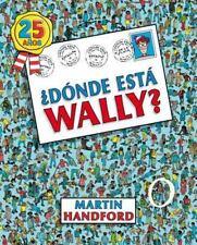 Donde esta Wally? (Spanish Edition)
