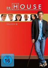 6 DVD-Box ° Dr. House ° Staffel 3 ° NEU & OVP