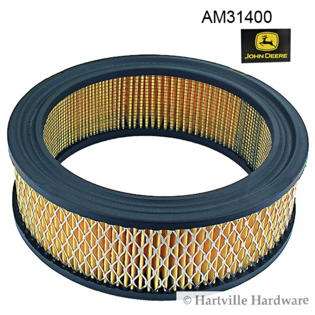 Air Filter AM31400 235116 John Deere Mower Hydrostatic Tractor 110 112 120 140