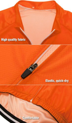 Cycling Jersey Long Sleeve Bike Downhill Shirt Road Pro Top Jacket Clothing MTB