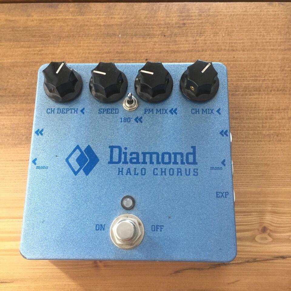 Chorus Pedal, Andet mærke Diamond halo chorus