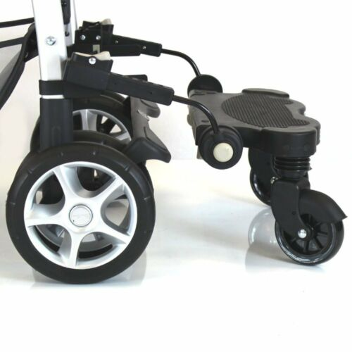 New Baby Travel Board Black Stroller Pram Three Wheeler Buggy Kiddie Kiddy Child