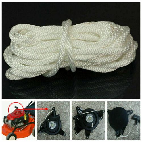 High Quality Nylon Pull Starter Recoil Start Cord Rope 4 garden power equipment