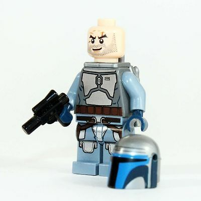 Lego Star Wars Figur Jango Fett sw248 aus 75015 - WS253