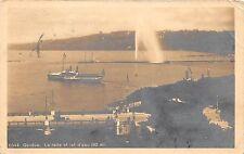 B38366 Geneve La rade et jet d`eau   switzerland