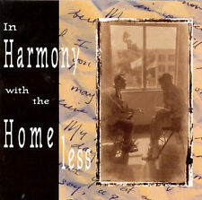 Various: In Harmony With the Homeless  Audio Cassette
