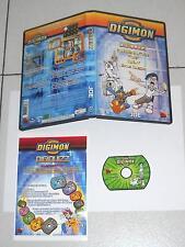 Gioco Pc Cd DIGIMON DIGIQUIZZ JOE Enciclopedia ufficiale Flipper Digisurf OTTIMO
