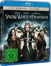 SNOW WHITE AND THE HUNTSMAN (Kristen Stewart), Blu-ray Disc NEU+OVP