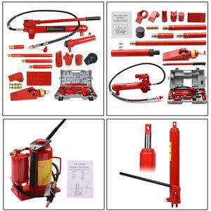 8 Ton Long Ram Jack 4 10 20 Ton Porta Power Hydraulic