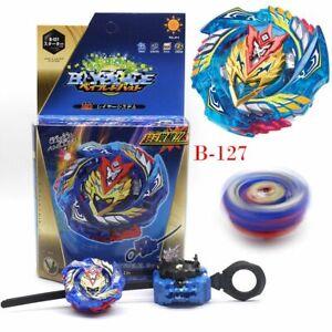 Burst-Beyblade-B-127-Cho-Z-CHO-Z-VALKYRIE-Z-Ev-With-Launcher-Fighre-W-Toy