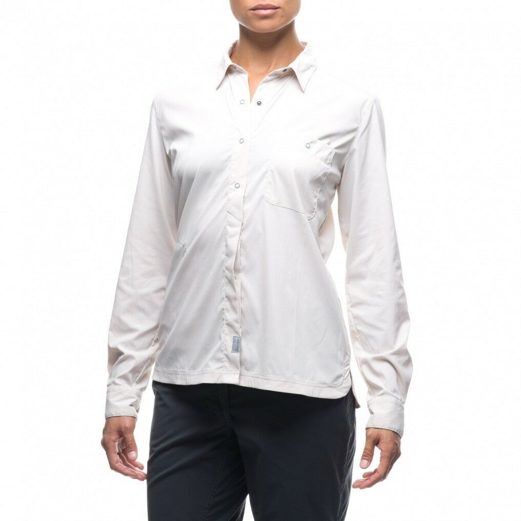 Houdini Womens' Lightweight Active Travel Ambit Shirt - Small