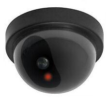 Dummy Security CCTV Fake Dome camera with LED Light Indication