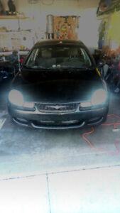 2002 Chrysler Neon LE