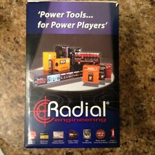 New Radial Engineering Reamp JCR Studio Reamper