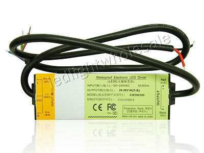 Deltech 24V30IP67 DC Sealed Prewired Constant Voltage Power Driver