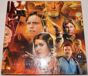 Star Wars 30ème Monnaie Set 1-60 Complet W / Album