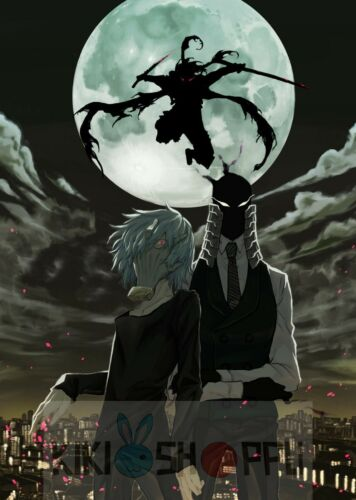 Poster A3 Boku No Hero Academia Stain League Of Villains Manga Anime Decor 02